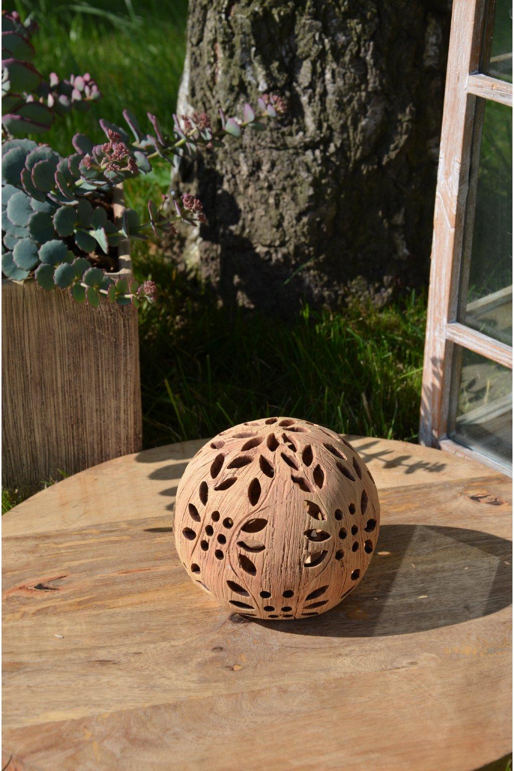 keramické koule 12 cm