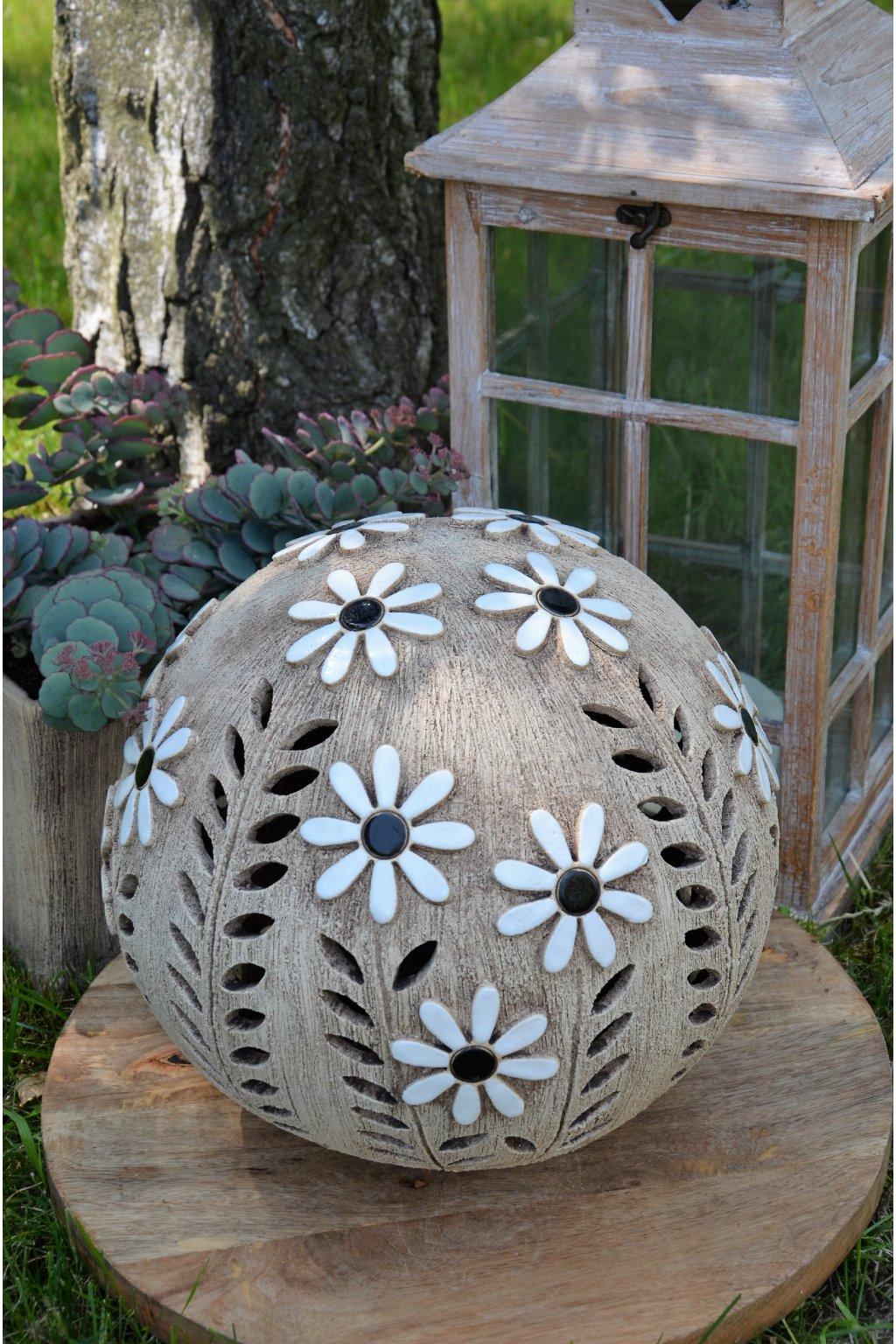 keramické koule 30 cm