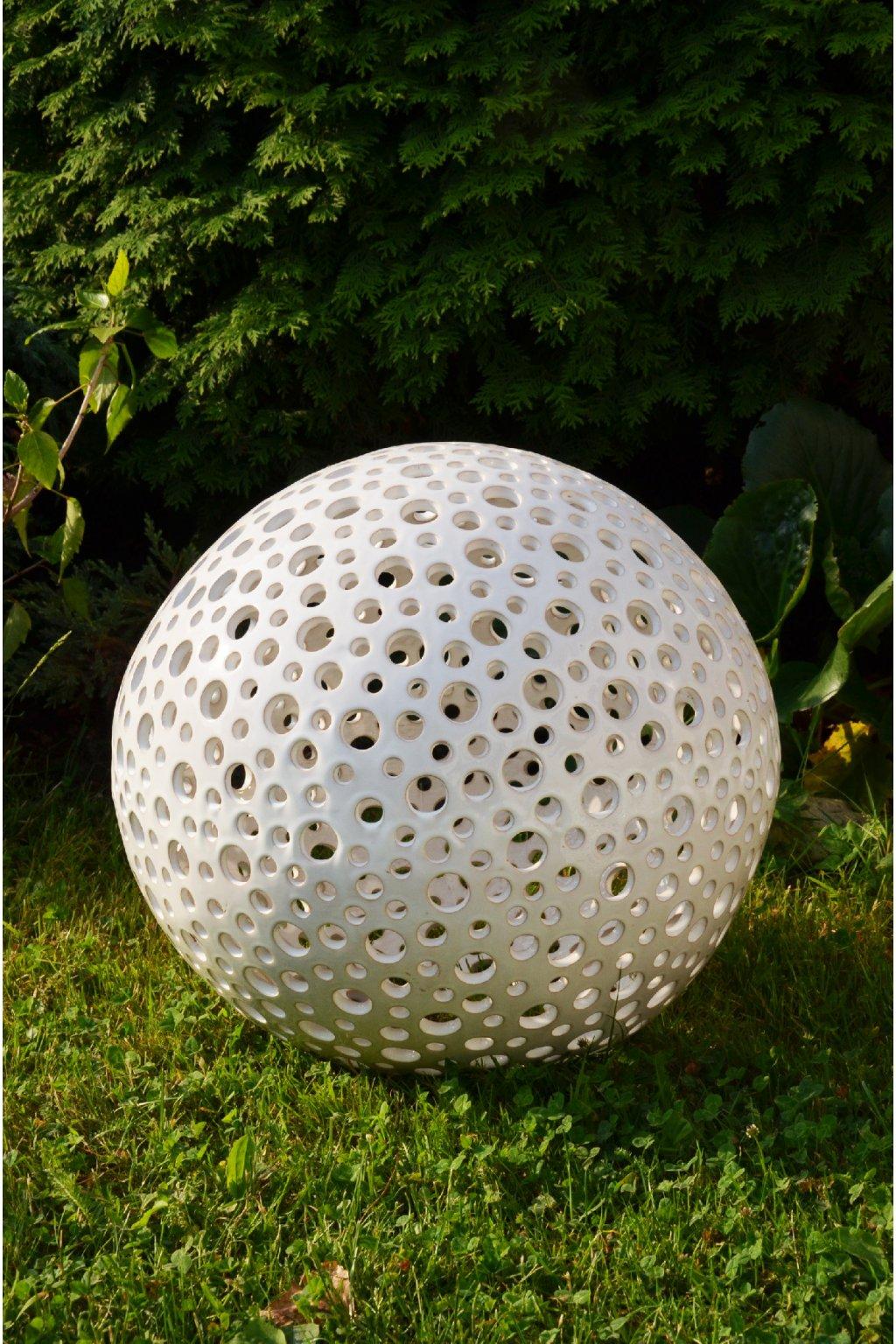 keramické koule 40 cm