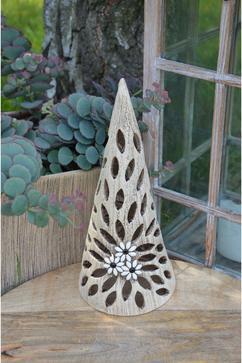 keramické kužely 30 cm