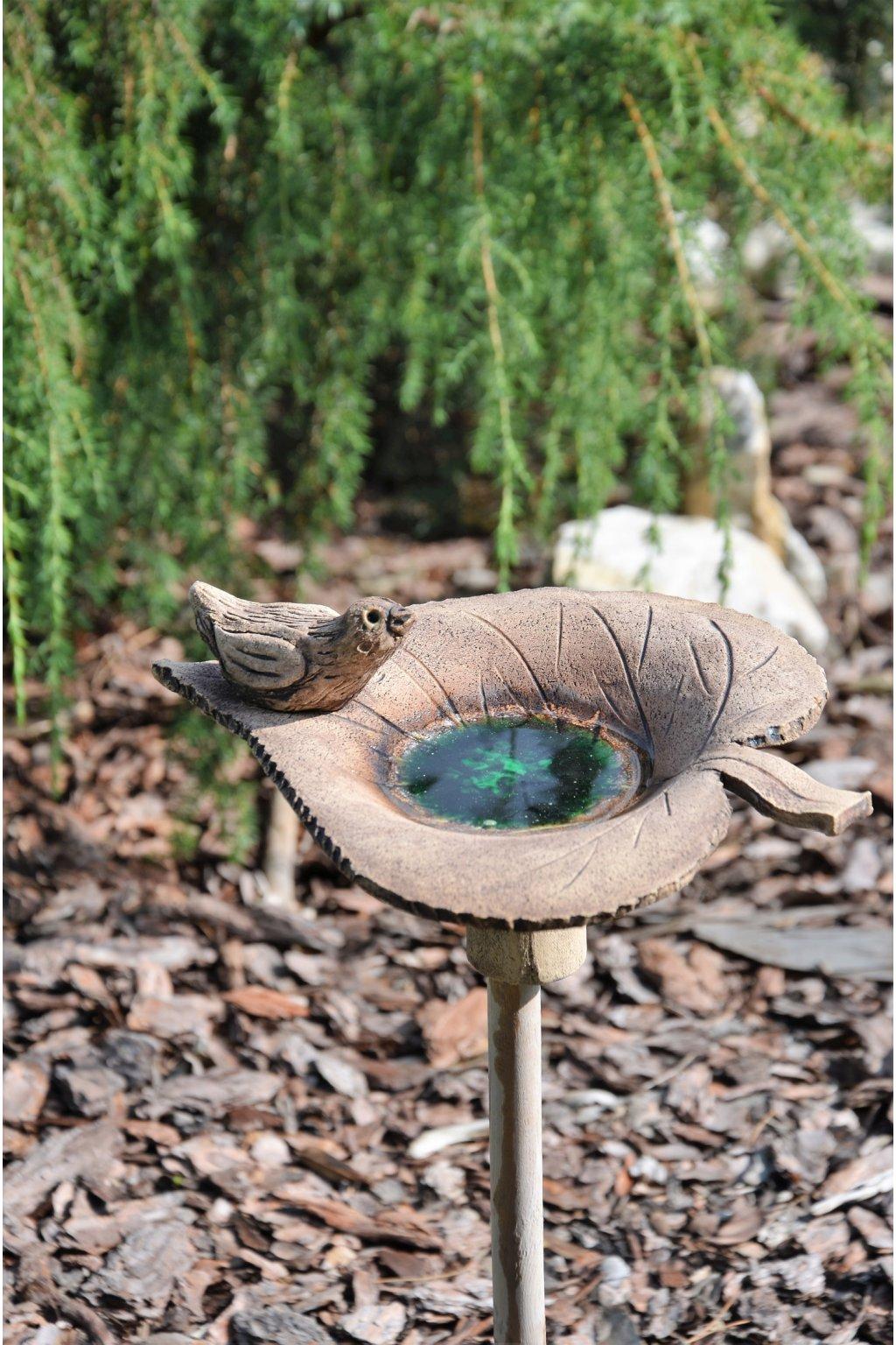 Pítko nebo brouzdaliště pro ptáčky  ( 5033 )
