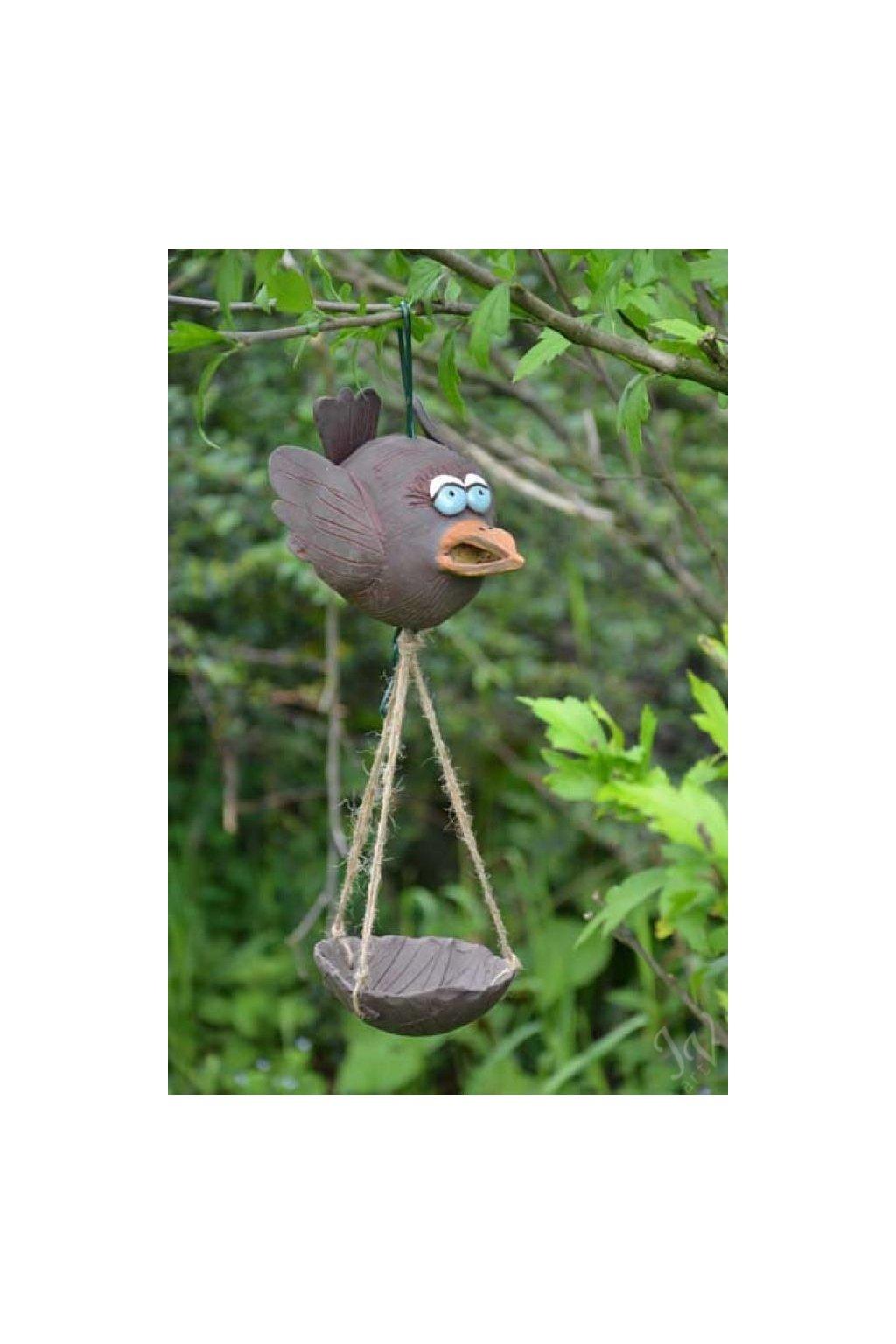 Krmítko ptáček