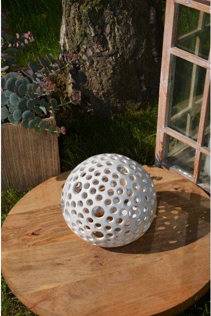 keramické koule 15 cm