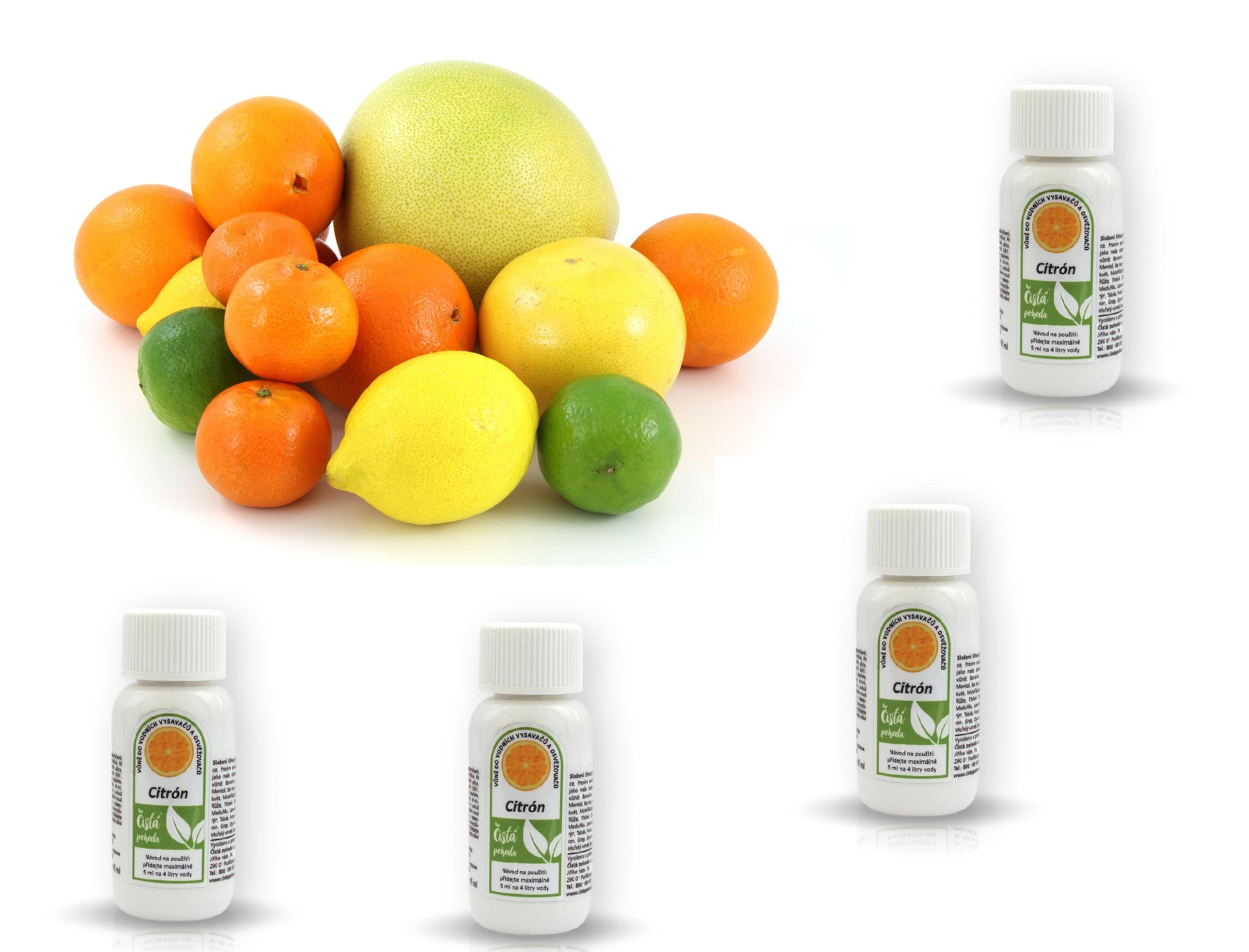 Citrusové vůně