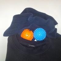 Míčky do sušičky a voňavé prádlo po usušení s vůněmi čistá pohoda