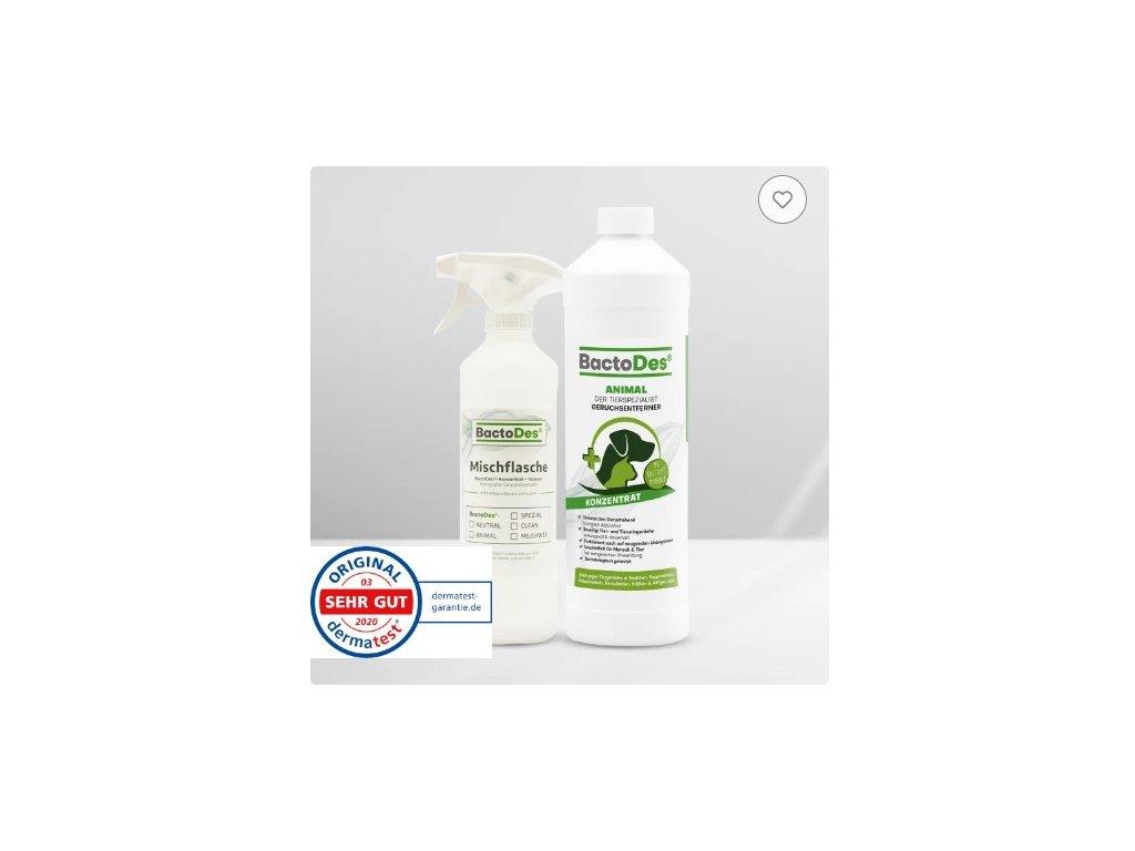 Enzymatický čistič Capsül neutralizor pro kočky 0,5 l na odstranění kočičí moči a značkování