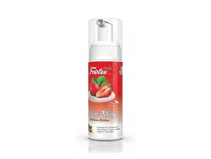 Šampon suchá pěna pro psy Foolee Beauty Extrem Shiny s arganovým olejem a vitamínem B