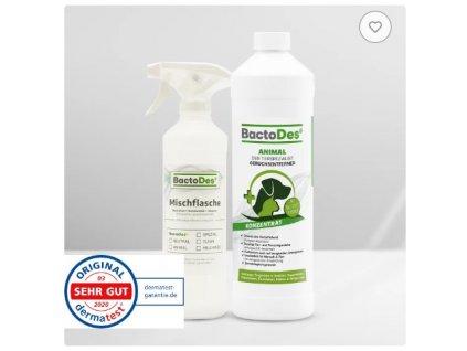 Enzymatický čistič Capsül neutralizor pro kočky 0,5 na odstranění kočičí moči a značkování