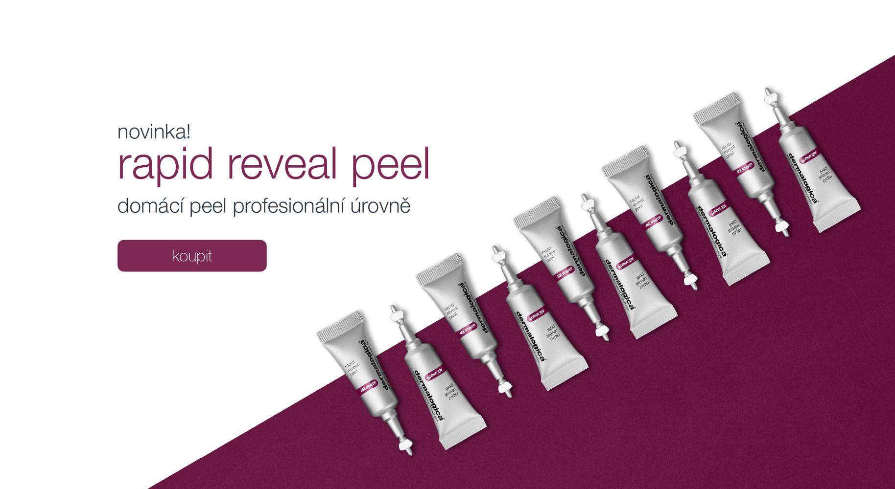 Rapid Reveal Peel 2