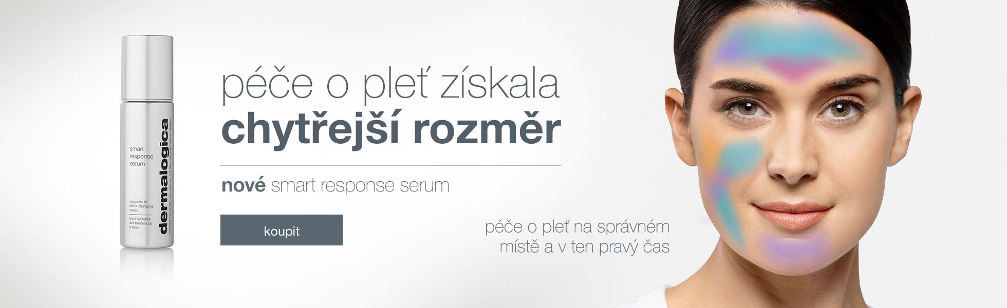 nové smart response serum již brzy v prodeji!