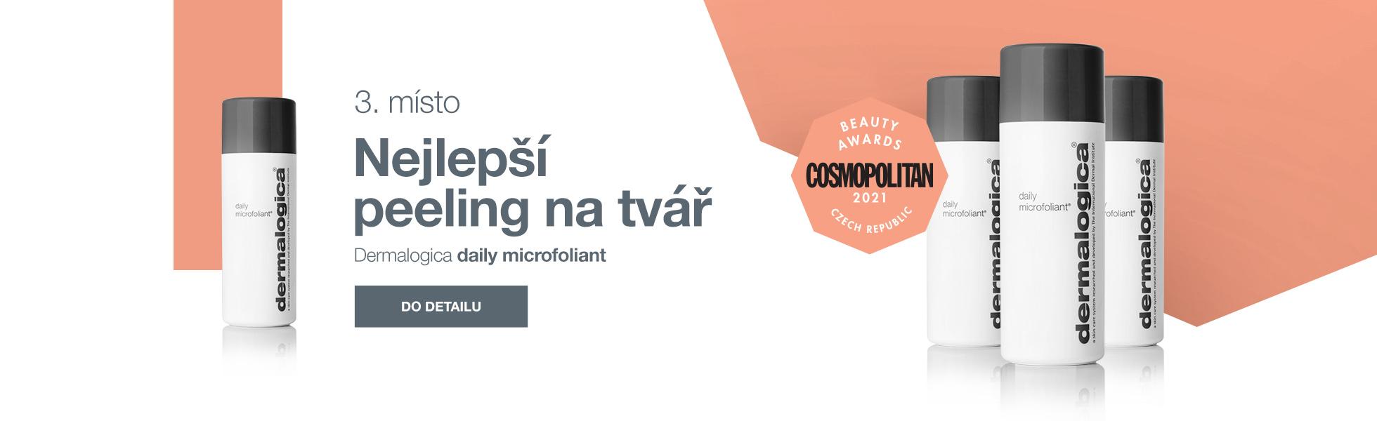 vyzkoušejte oceňovaný produkt Daily Microfoliant
