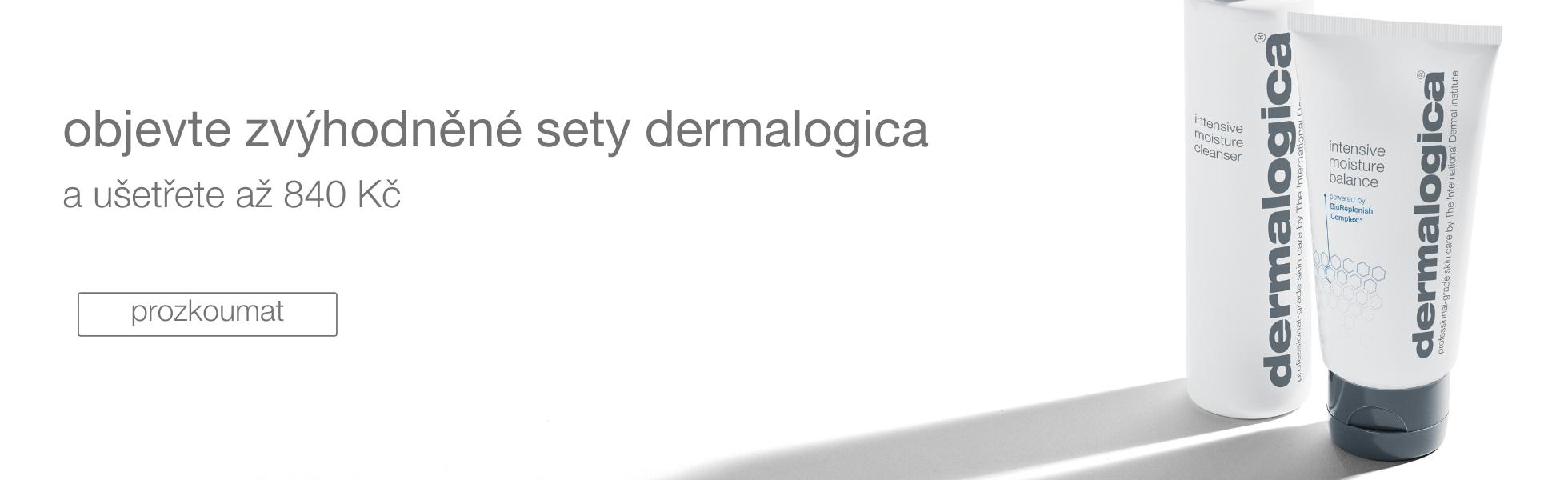 Zvýhodněné sety Dermalogica