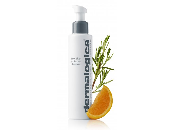 Intensive Moisture Cleanser with Rosemary and Orange