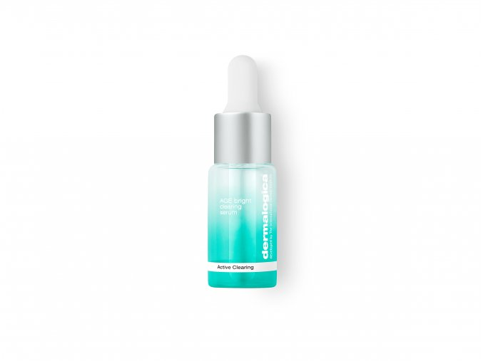 Top Down AGE Bright Clearing Serum Active Clearing Skin Kit