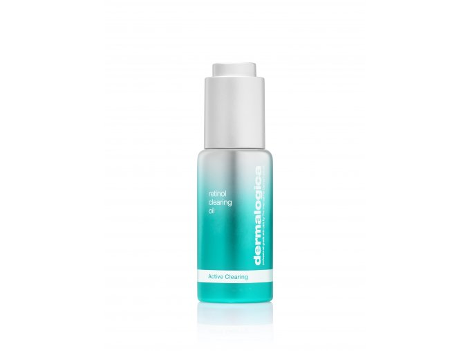 Retinol Clearing Oil Front