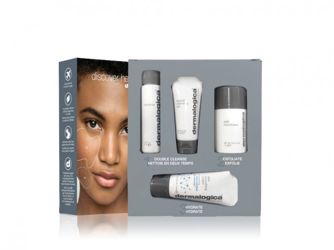 Discover Healthy Skin Kit Front of Tray