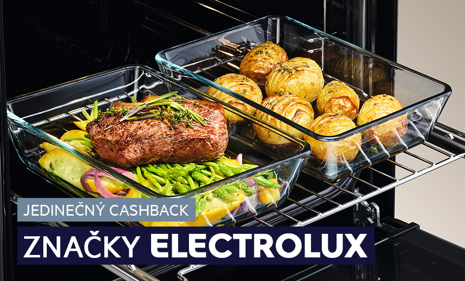 Cashback Electrolux