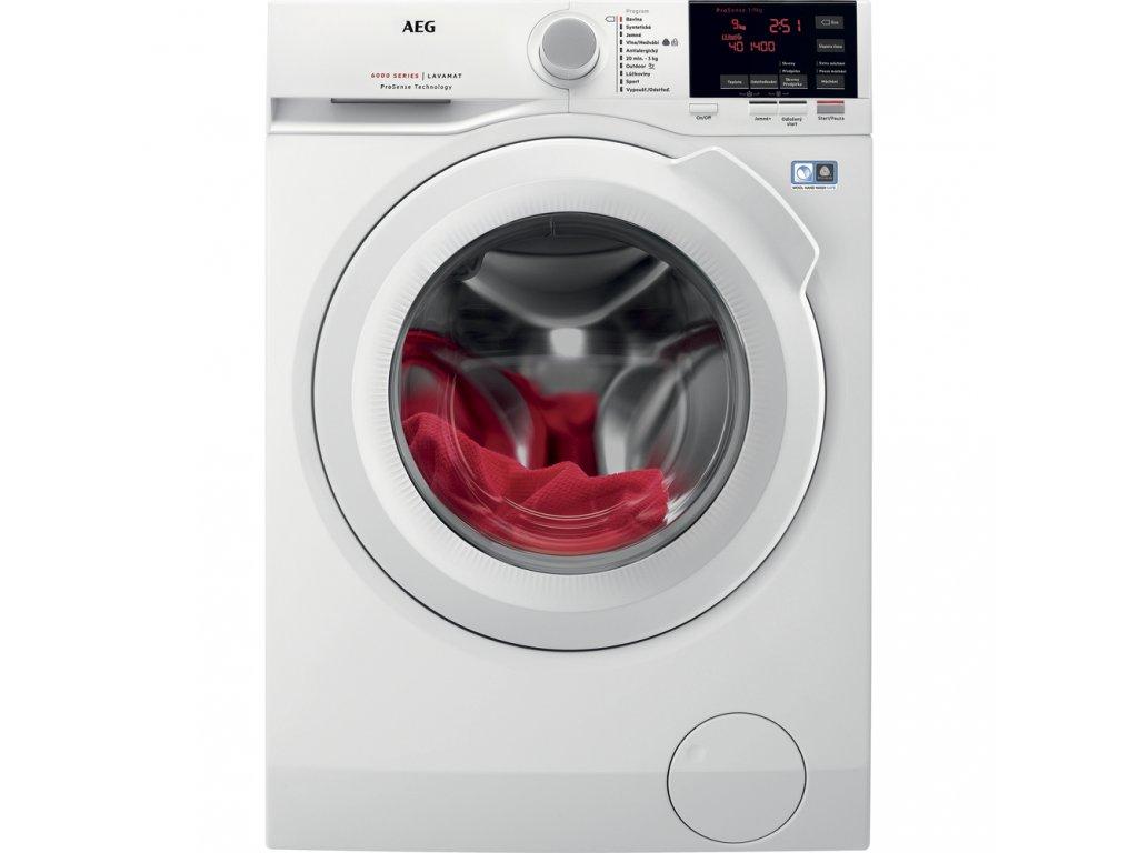 Pračka AEG L6FBG49WC