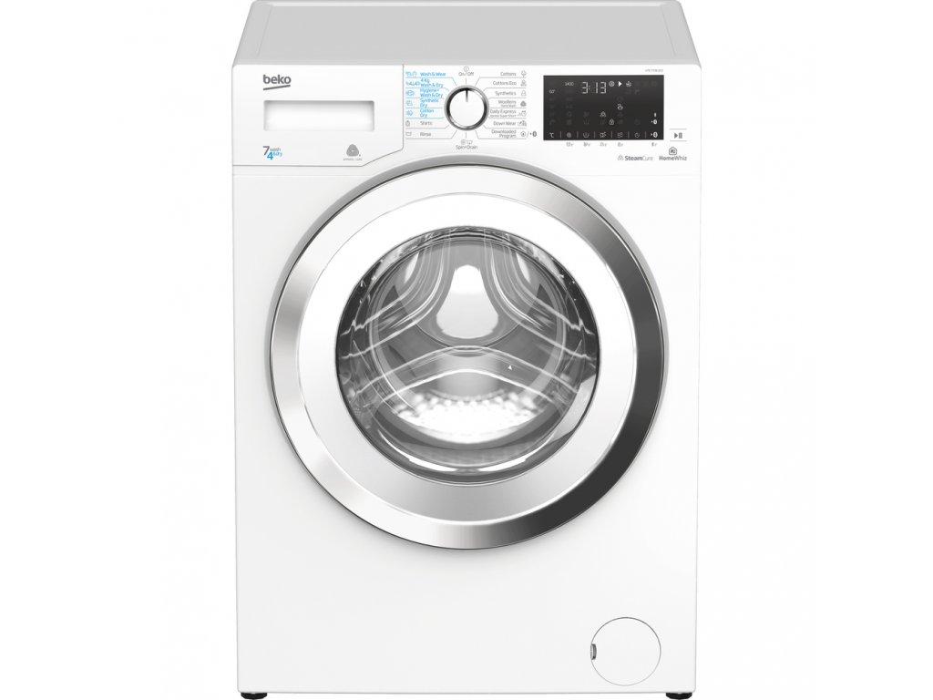Pračka se sušičkou Beko HTE7736CSXCW