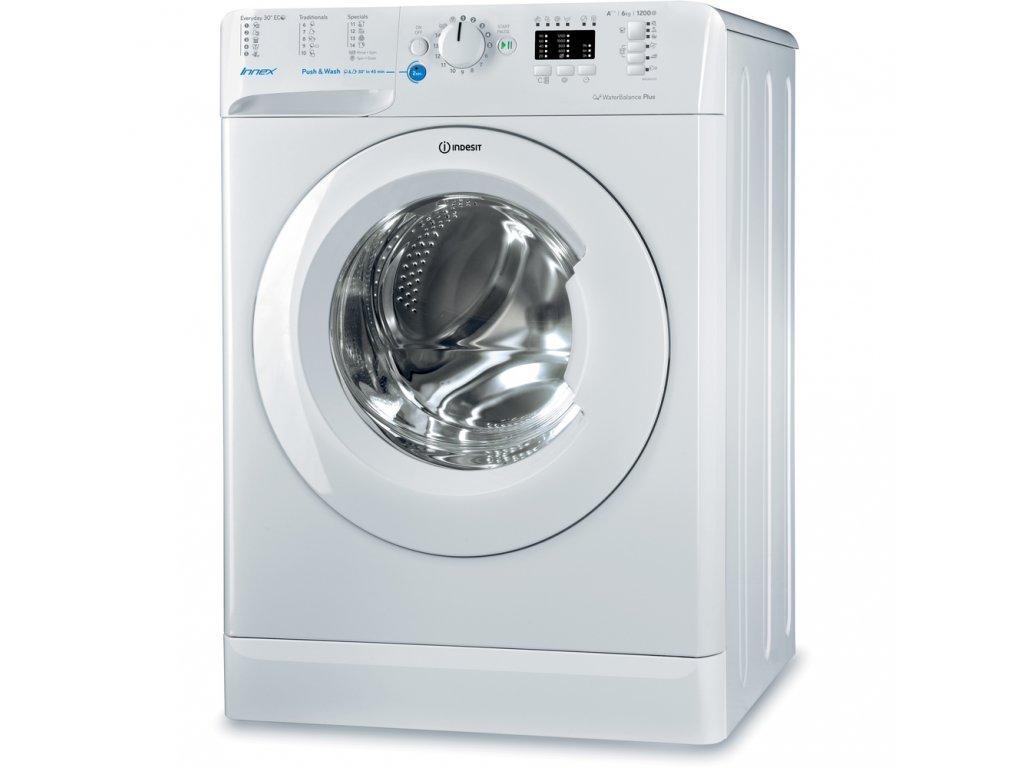 Pračka Indesit BWSA61253EWU