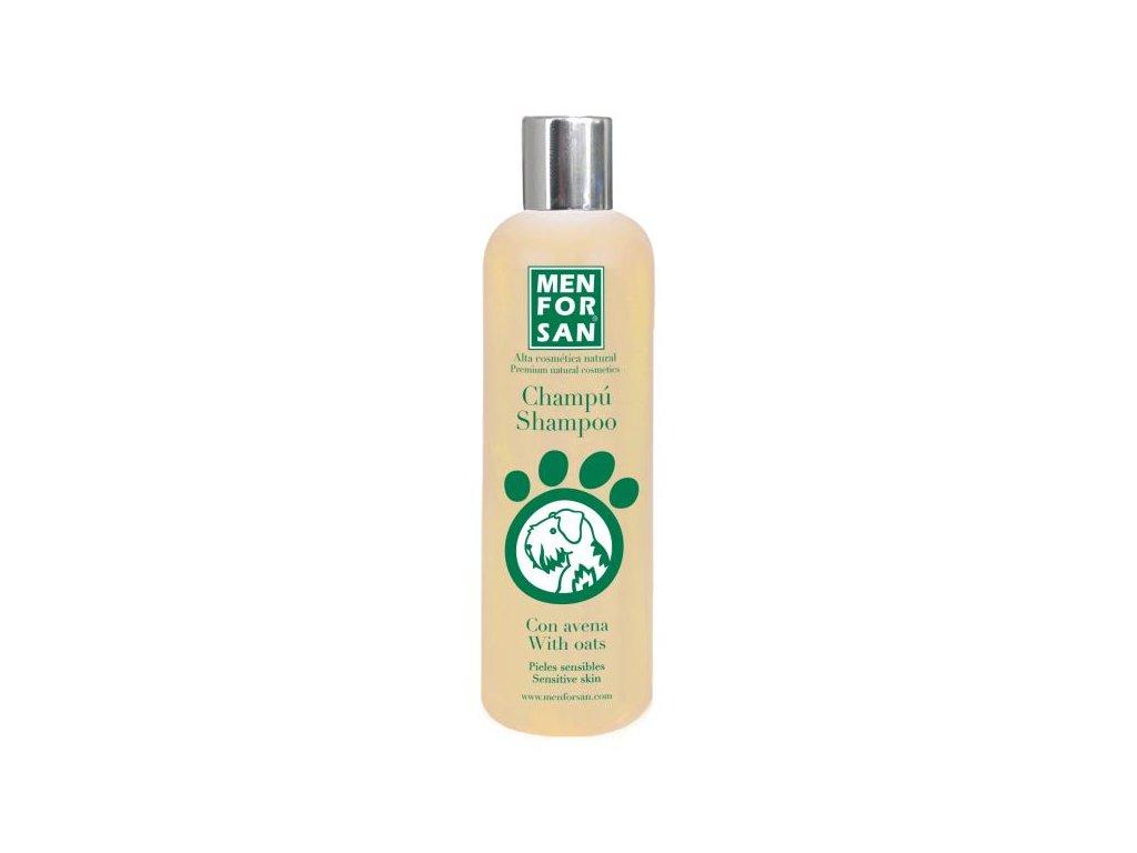menforsan prirodni sampon pro citlivou pokozku pro psy 300 ml.png