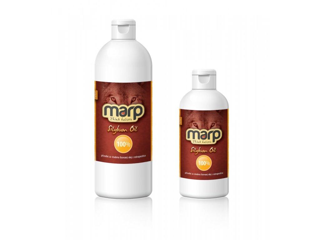 Ostropestřcový olej Marp Holistic