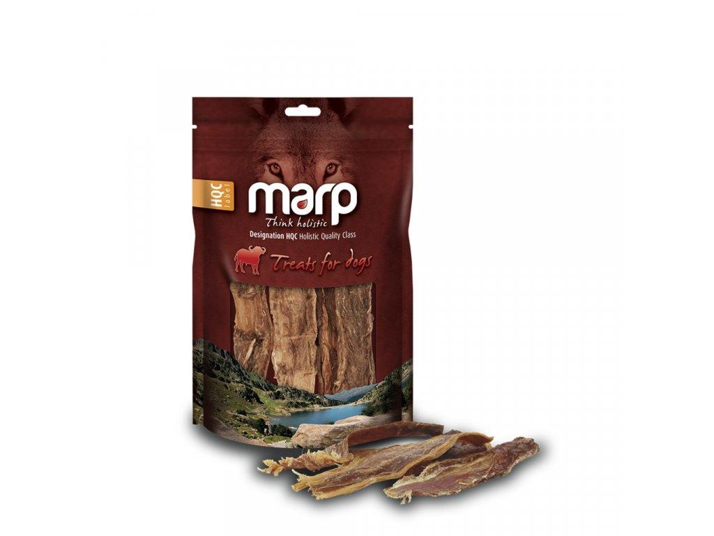 Marp Treats Buffalo Jerky sušený jícen