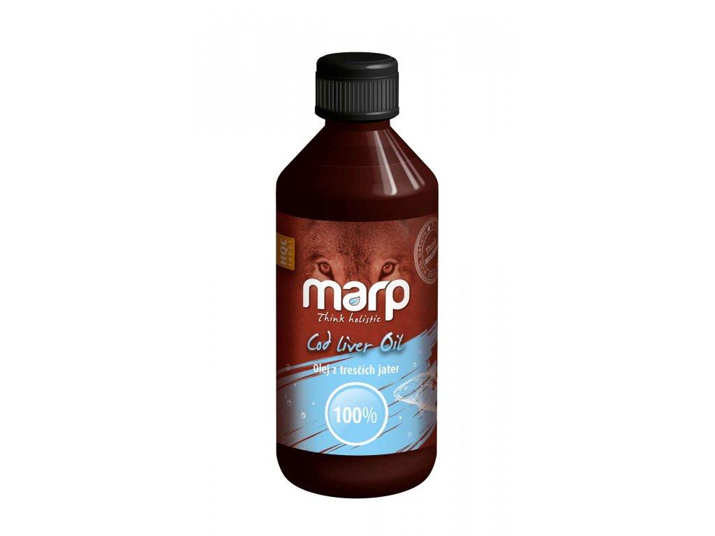 Olej z tresčích jater Marp Holistic