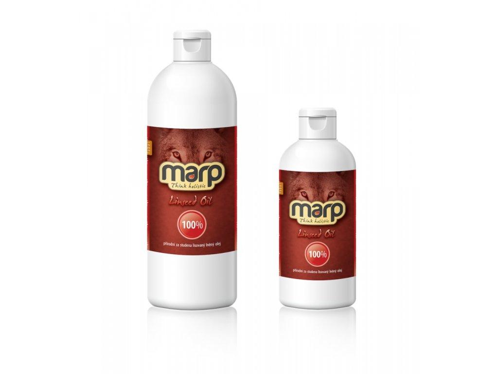 Lněný olej Marp Holistic