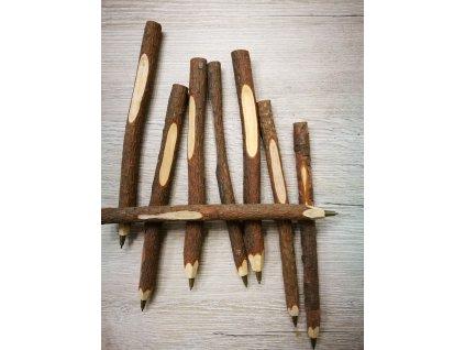 Dřevěná propiska