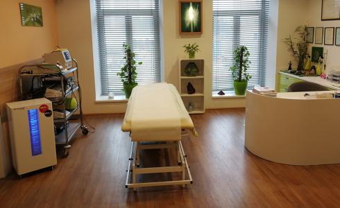 Sterilizátor vzduchu v ortopedické ordinaci v Olomouci