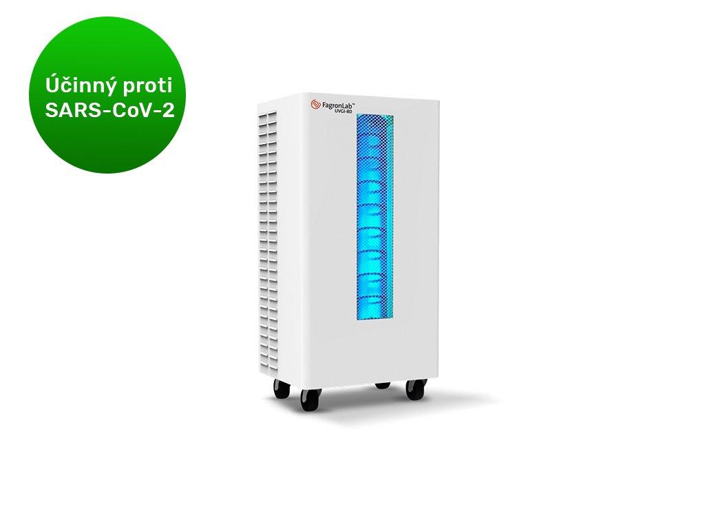 sterilizator vzduchu fagronlab uvgi 80