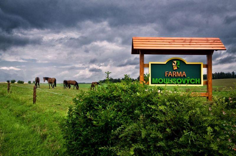 Farma Moulisových - stránky farmy