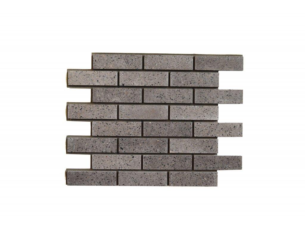 Betonový obklad Čokoláda MIX - Leštěný   Termopanel   873 x 655 x 51 mm   Plocha 0,5m2    cena za m2