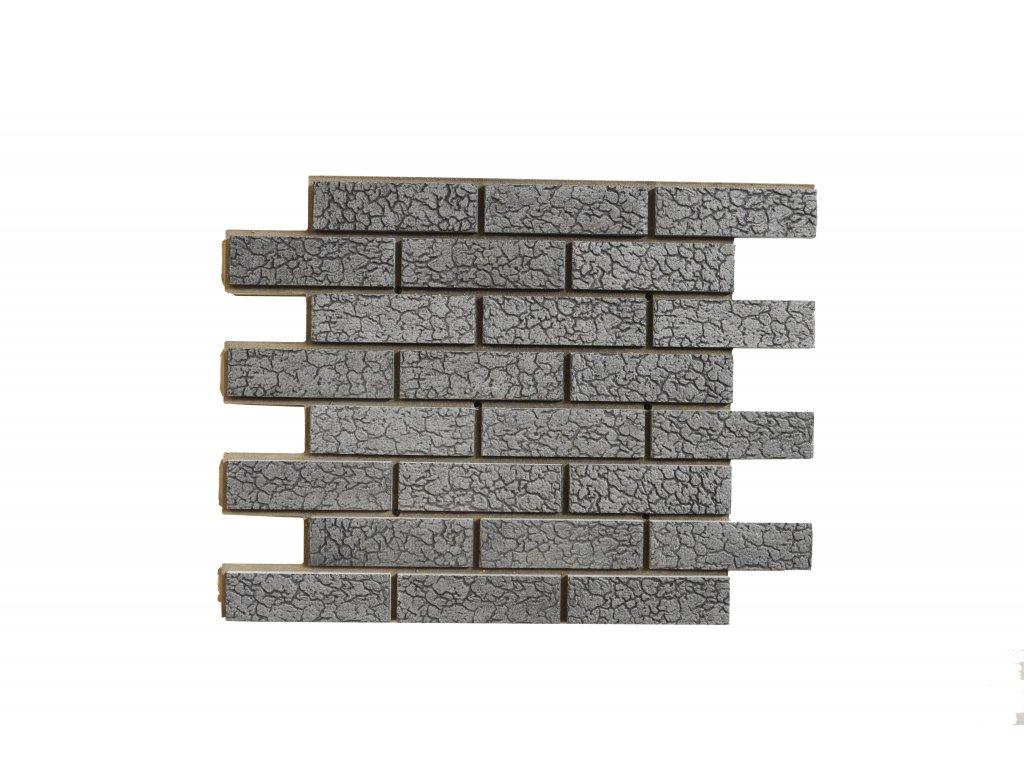 Betonový obklad Grafit - Želva | Termopanel | 873 x 655 x 51 mm | Plocha 0,5m2  | cena za m2