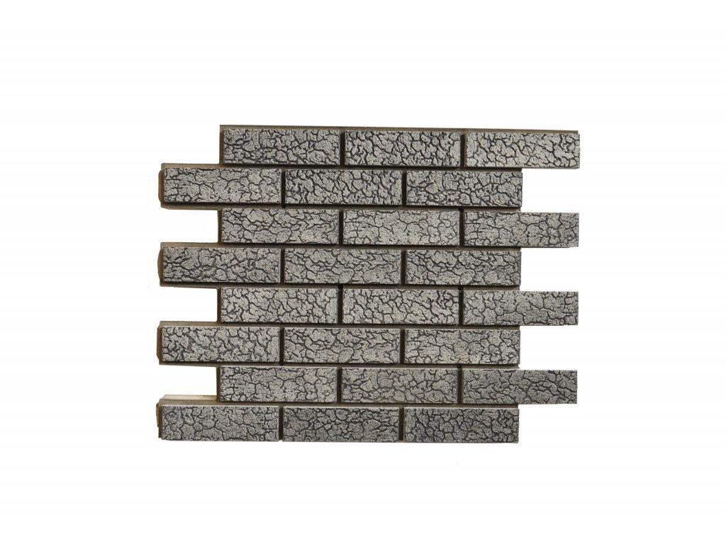 Betonový obklad Granit - Želva   Termopanel   873 x 655 x 51 mm   Plocha 0,5m2    cena za m2