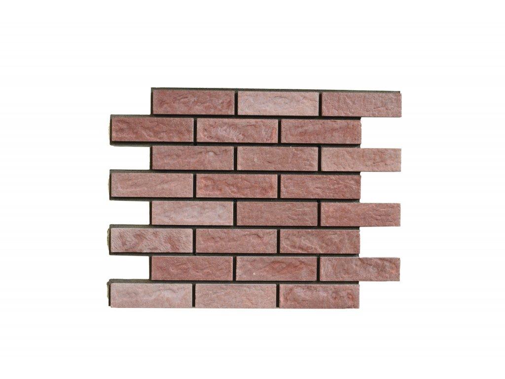 Betonový obklad Starý Kámen Korál   Termopanel   873 x 655 x 51 mm   Plocha 0,5m2    cena za m2