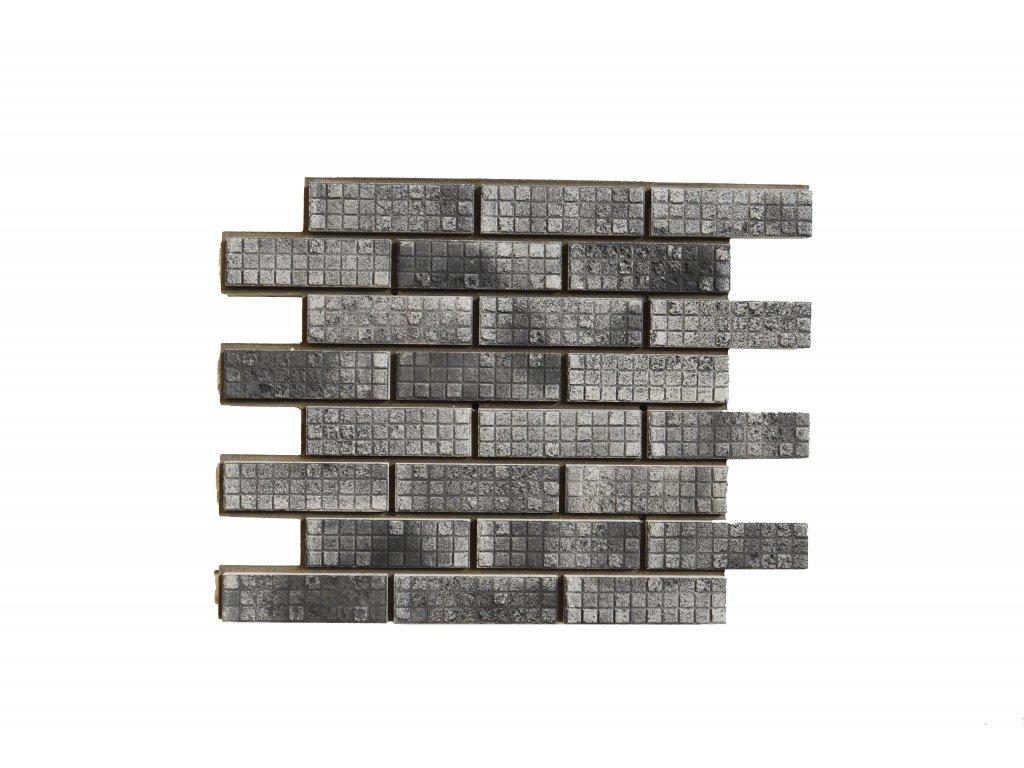 Betonový obklad Mozaika Granit | Termopanel | 873 x 655 x 51 mm | Plocha 0,5m2