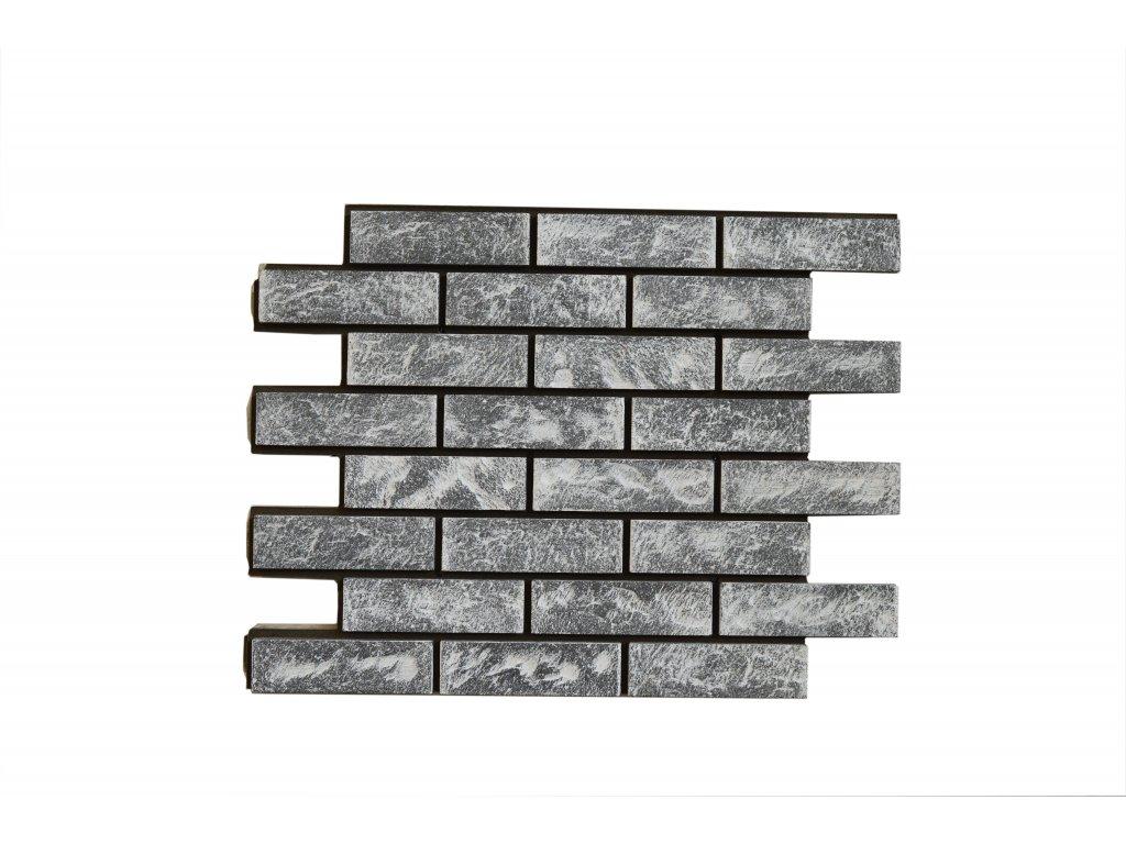 Betonový obklad Starý Kámen Grafit T72   Termopanel   873 x 655 x 51 mm   Plocha 0,5m2
