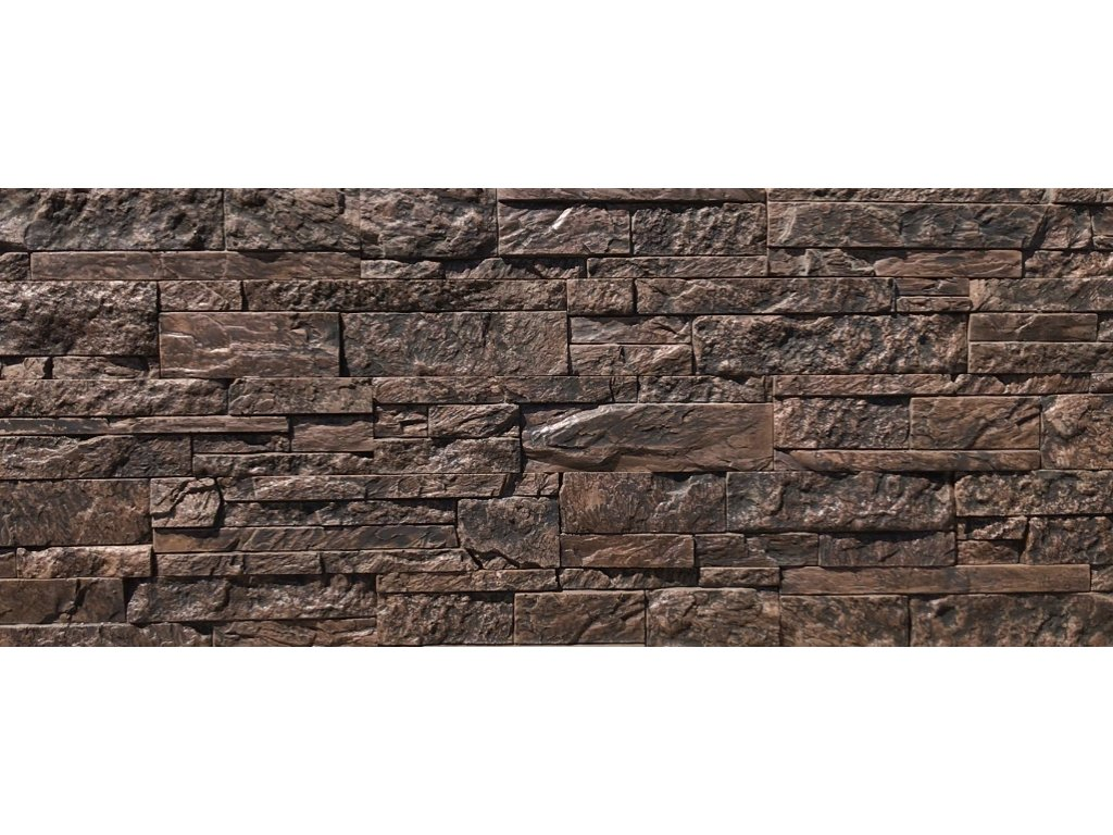 Kamenný obklad lámaný mramor ARIZONA 2807 39,5 x 9 cm    cena za m2