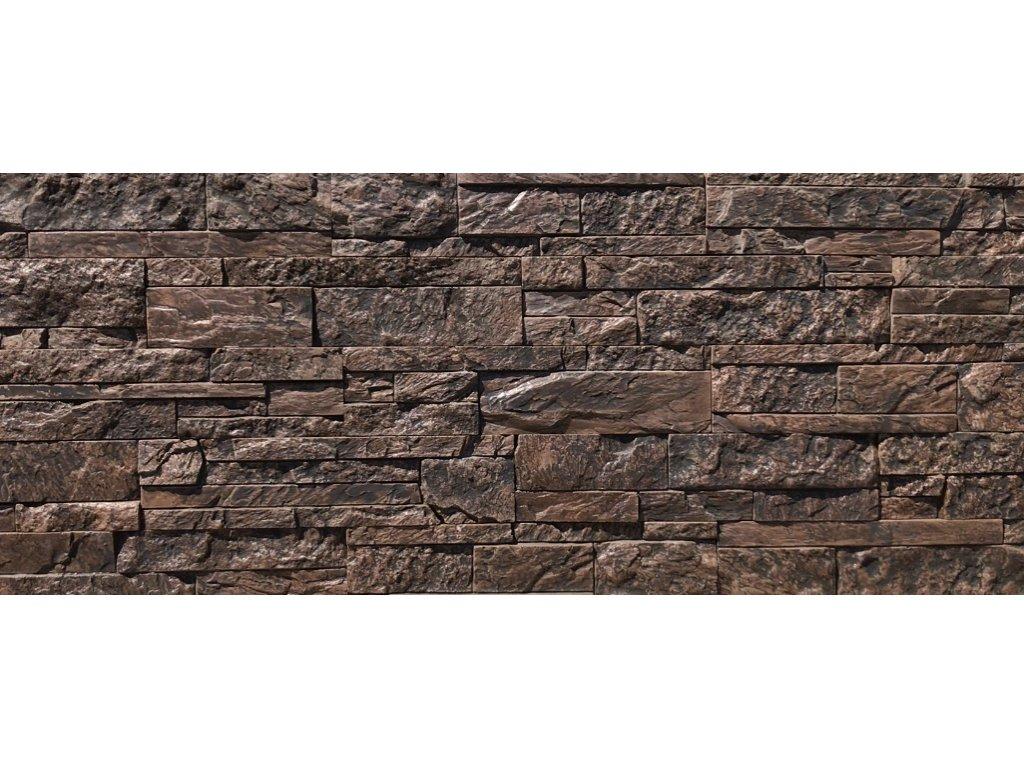 Kamenný obklad lámaný mramor ARIZONA 2807 39,5 x 9 cm  | cena za balení
