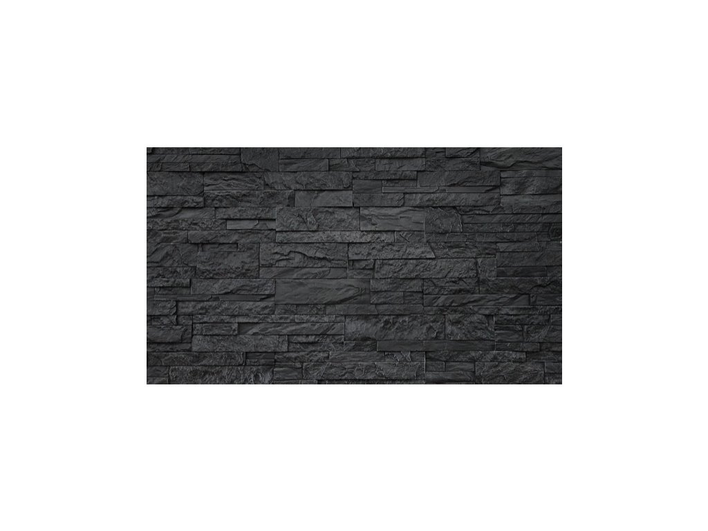 Kamenný obklad lámaný mramor KLERMON 2803 39,5 x 9 cm    cena za balení