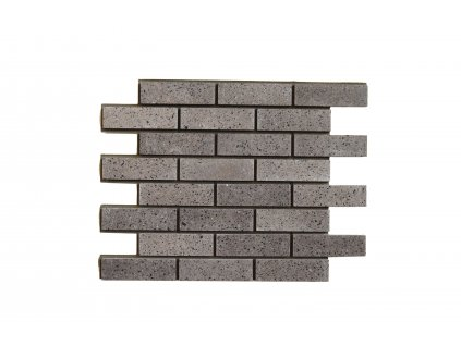 Termopanel Čokoláda MIX - Leštěný | Betonový obklad | PUR pěna | Plocha 0,5m2  | cena za m2