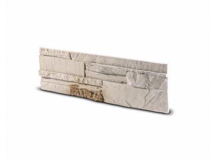 Obkladový kámen ASTRA béžová 49,5 x 14,5 cm