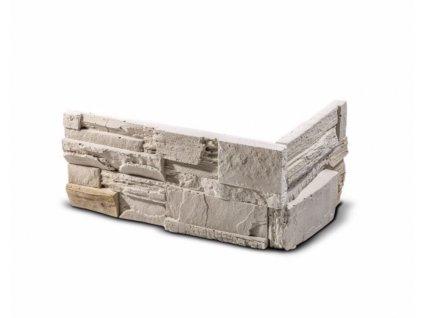 ROH Obkladový kámen ASTRA béžová 30,5 x 16,5 x 14,5 x 3,5 cm  | cena za balení