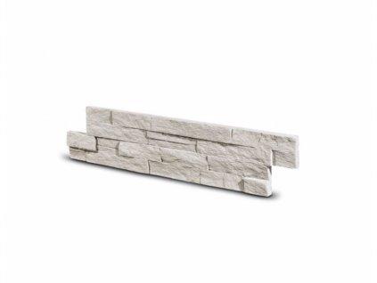 Obkladový kámen VERTIGO krémová 45,0 x 10,0 cm  | cena za balení