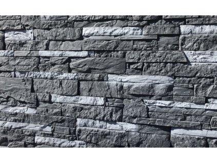 Kamenný obklad lámaný mramor KLERMON 2805 39,5 x 9 cm  | cena za m2