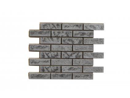 Betonový obklad Starý Kámen | Grafit T71 | Termopanel | 873 x 655 x 51 mm | Plocha 0,5m2  | cena za m2