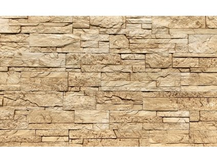 Kamenný obklad lámaný mramor ARIZONA 2801 39,5 x 9 cm    cena za m2