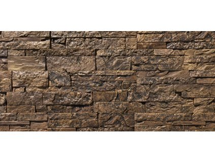 Kamenný obklad lámaný mramor ARIZONA 2804 39,5 x 9 cm  | cena za m2